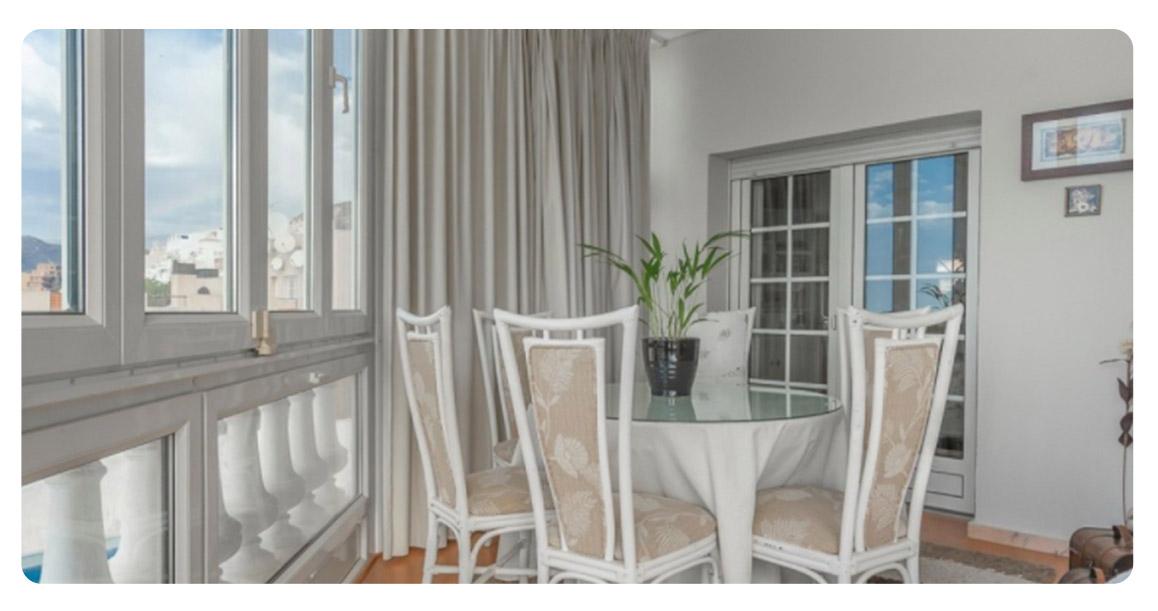 acheter maison magnifique roquetas de mar el puerto salon