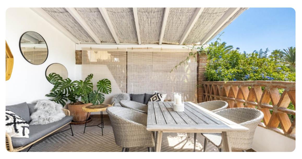 acheter maison mitoyenne fuengirola terrasse