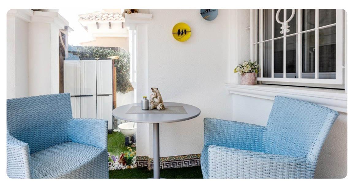 acheter maison mitoyenne torrevieja terrasse