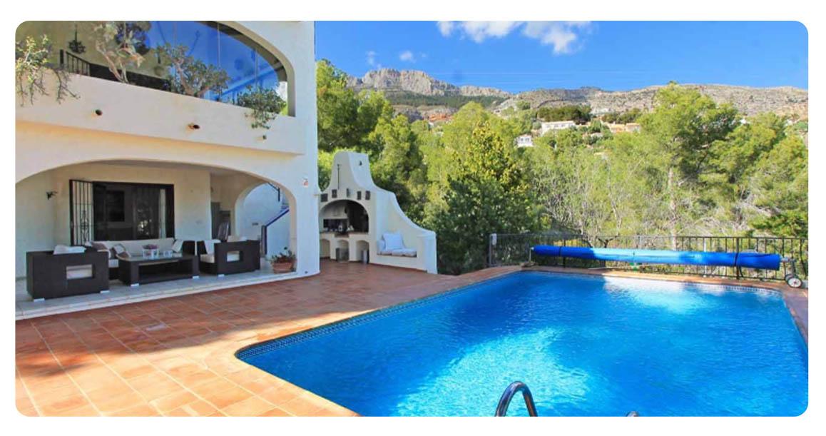 acheter maison rustique altea piscine