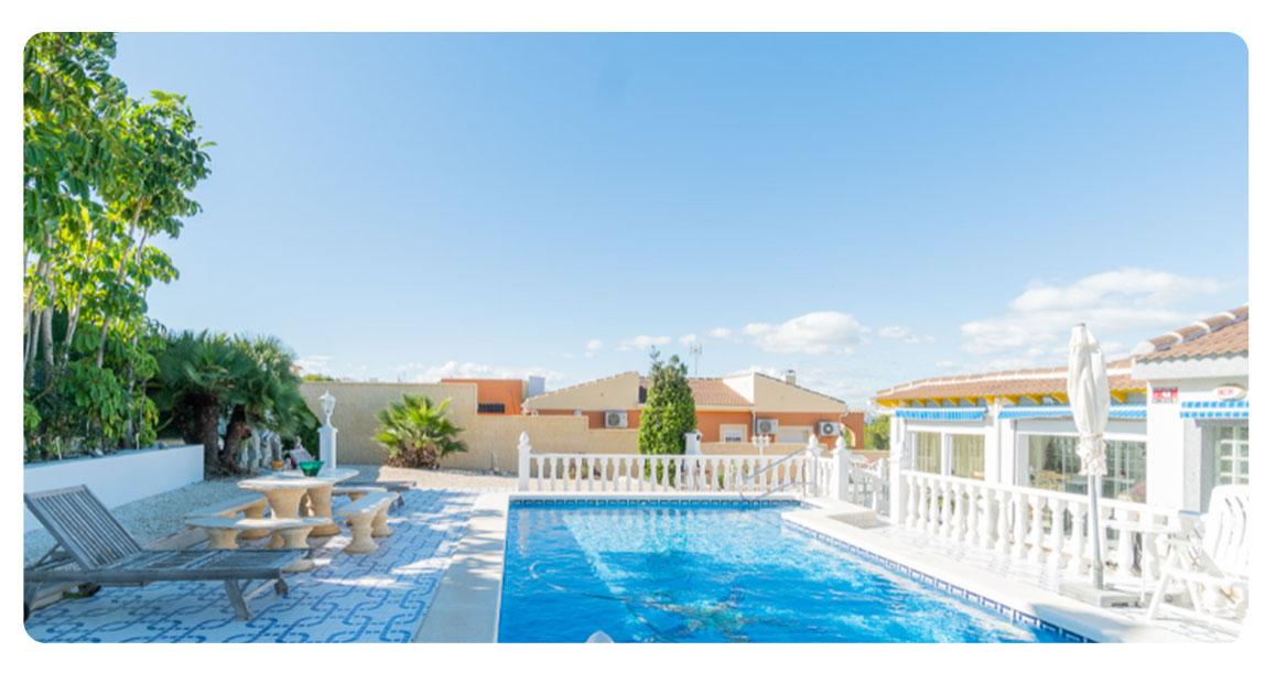 acheter maison torrevieja los altos piscine