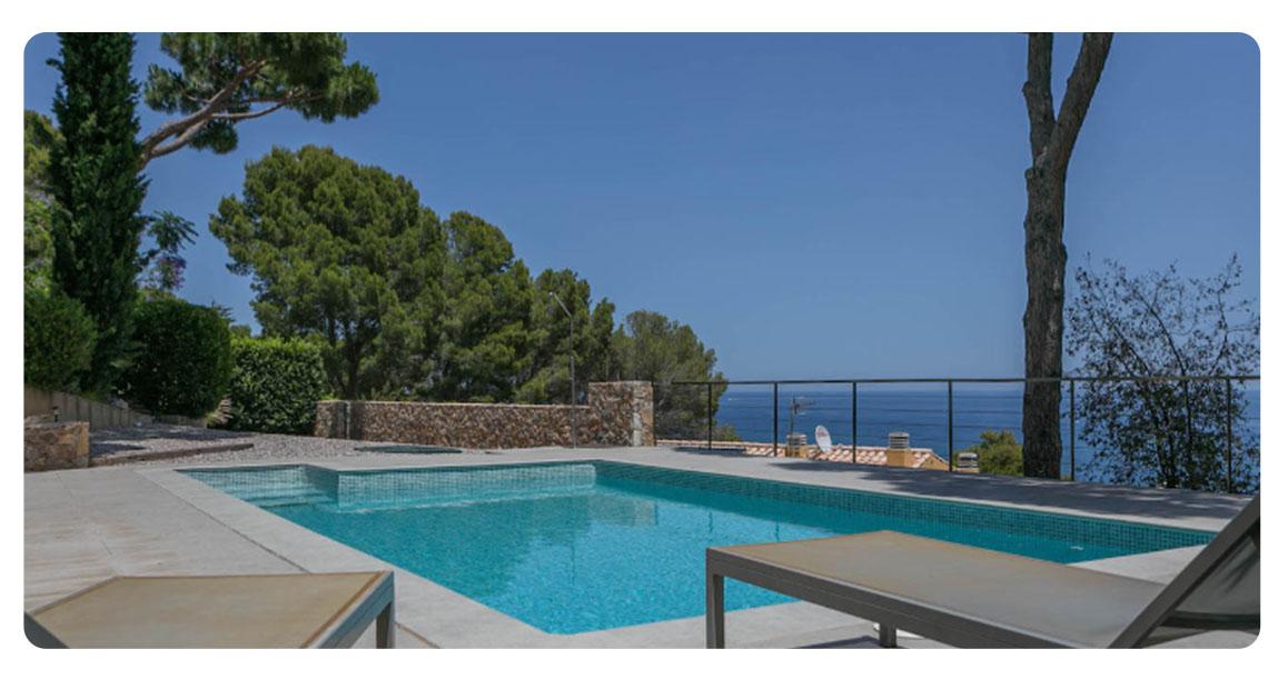 acheter maison villa begur sa fontanasa piscine