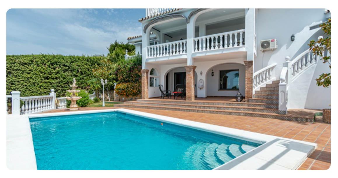 acheter maison ville immense fuengirola centre piscine
