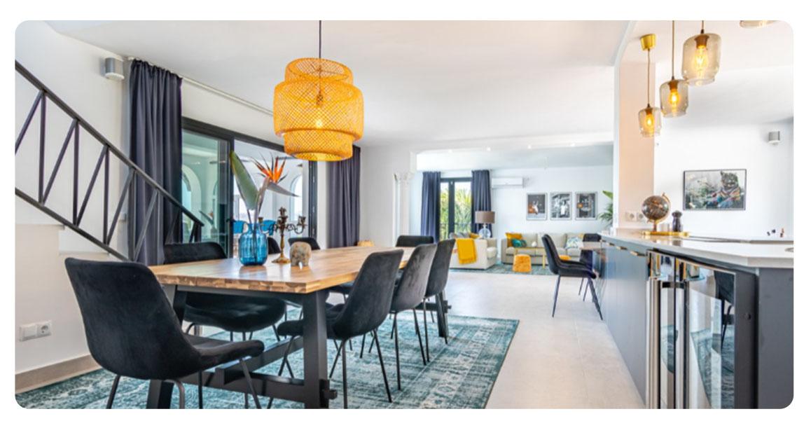 acheter maison ville immense fuengirola centre salon