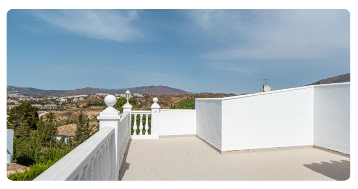 acheter maison ville immense fuengirola centre terrasse