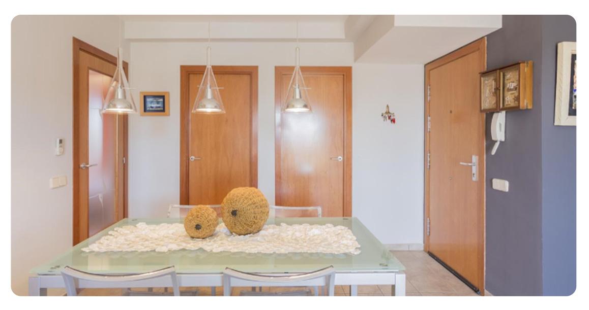acheter appartement empuriabrava roses salle a manger