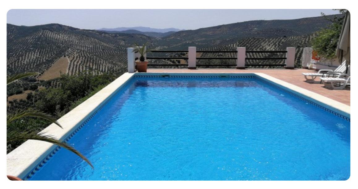 acheter maison cordoue iznajar piscine