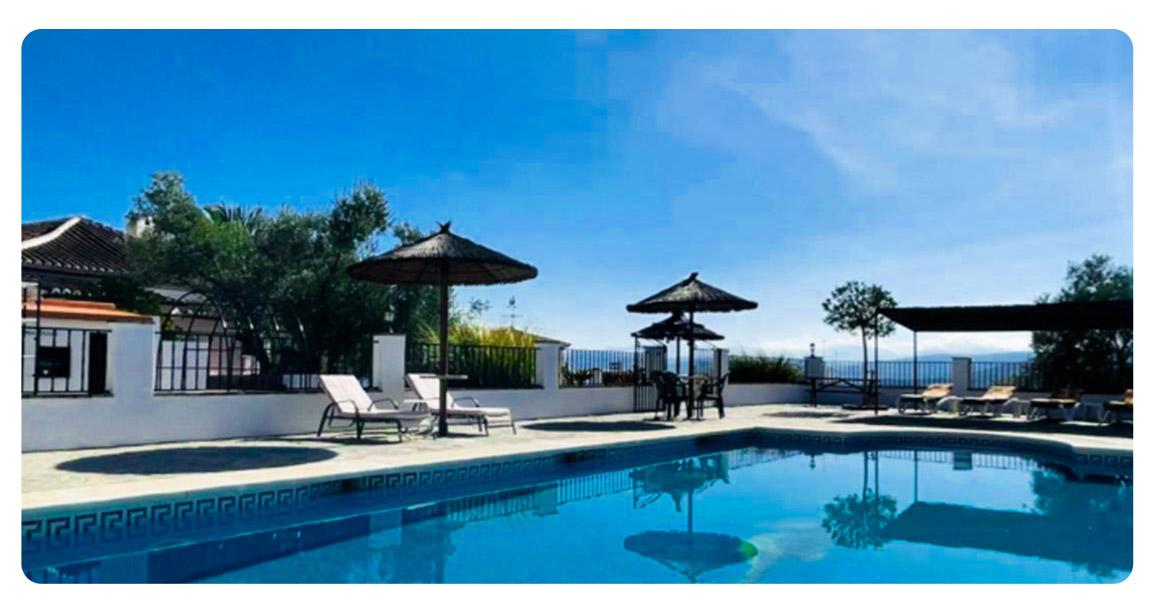 acheter maison immense cordoue rute piscine
