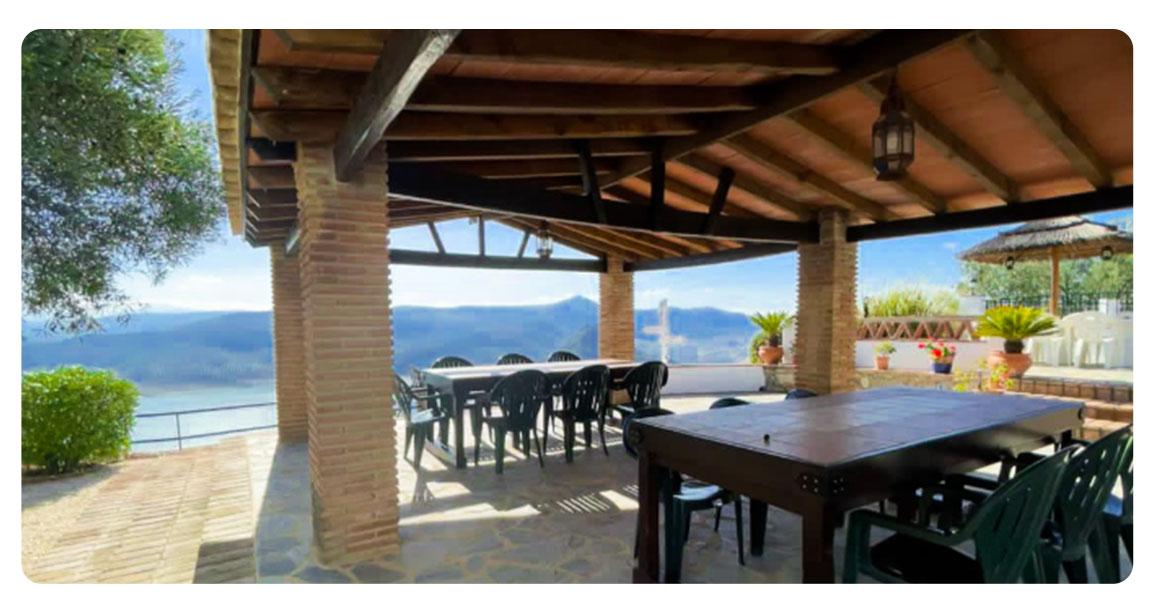 acheter maison immense cordoue rute terrasse