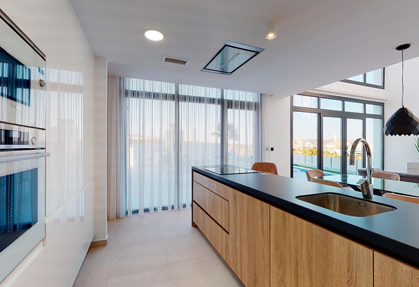 immobilier neuf espagne costa blanca alicante cuisine finestrat