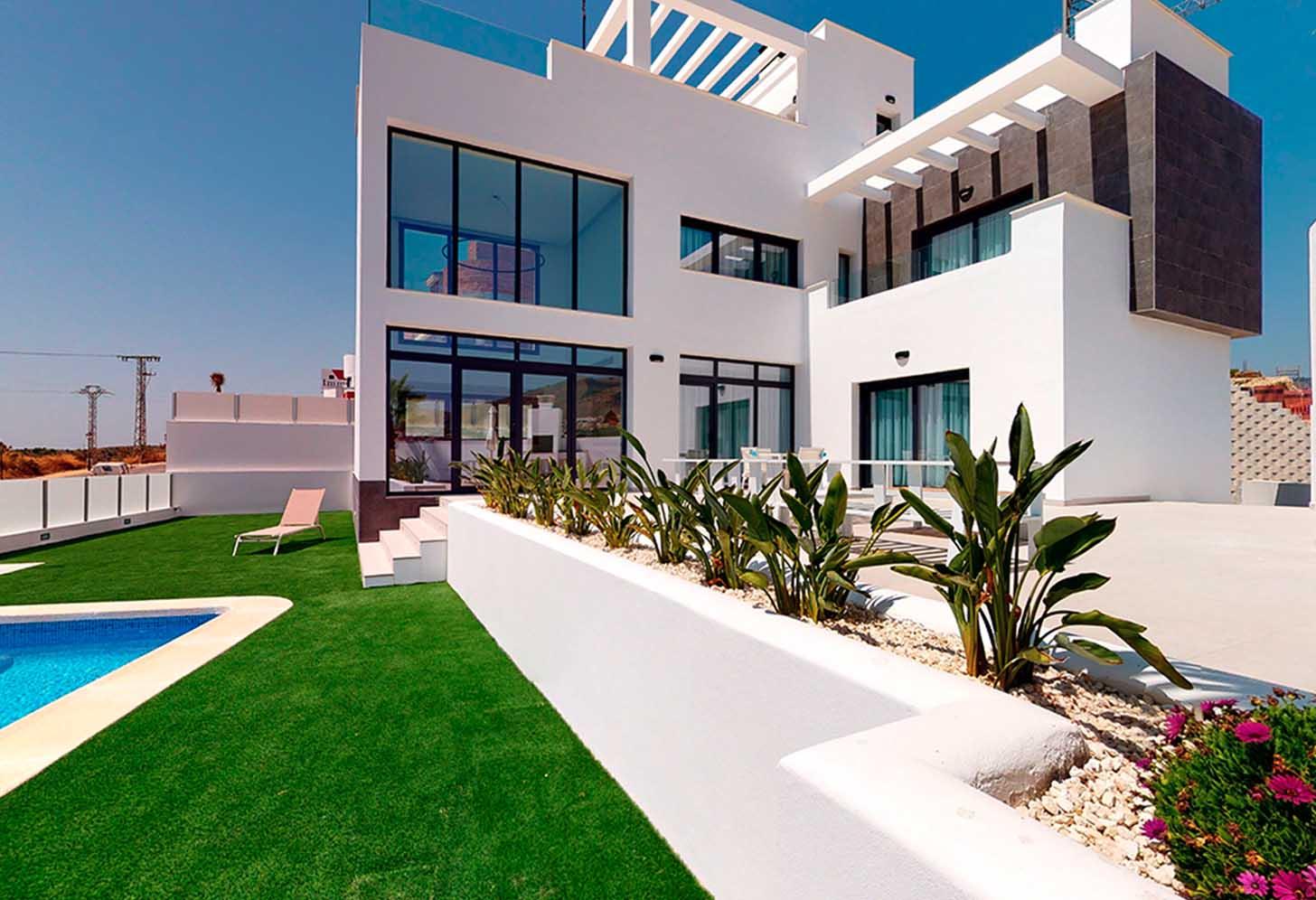 immobilier neuf espagne costa blanca alicante exteriour finestrat