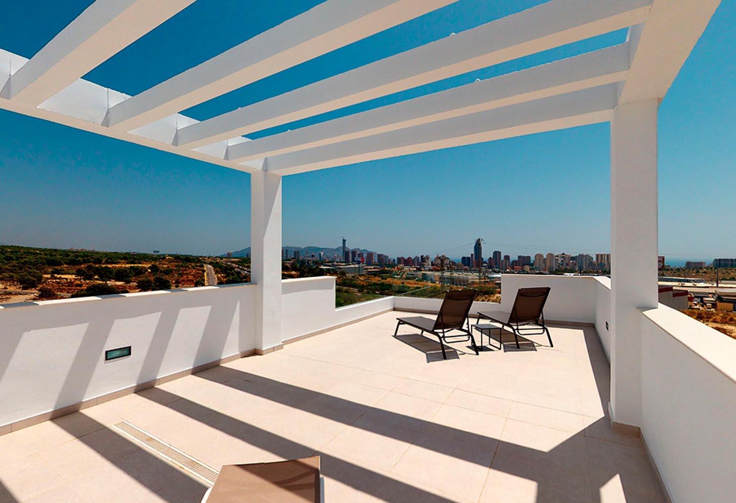 immobilier neuf espagne costa blanca alicante terrase finestrat