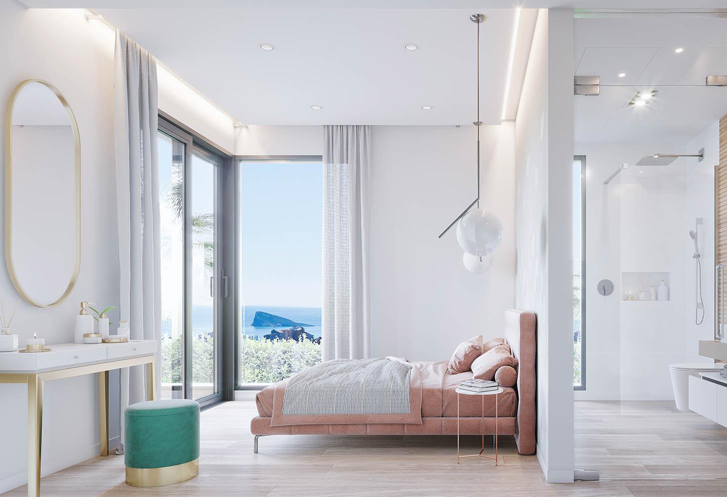 immobilier neuf espagne costa blanca nord finestrat chambre