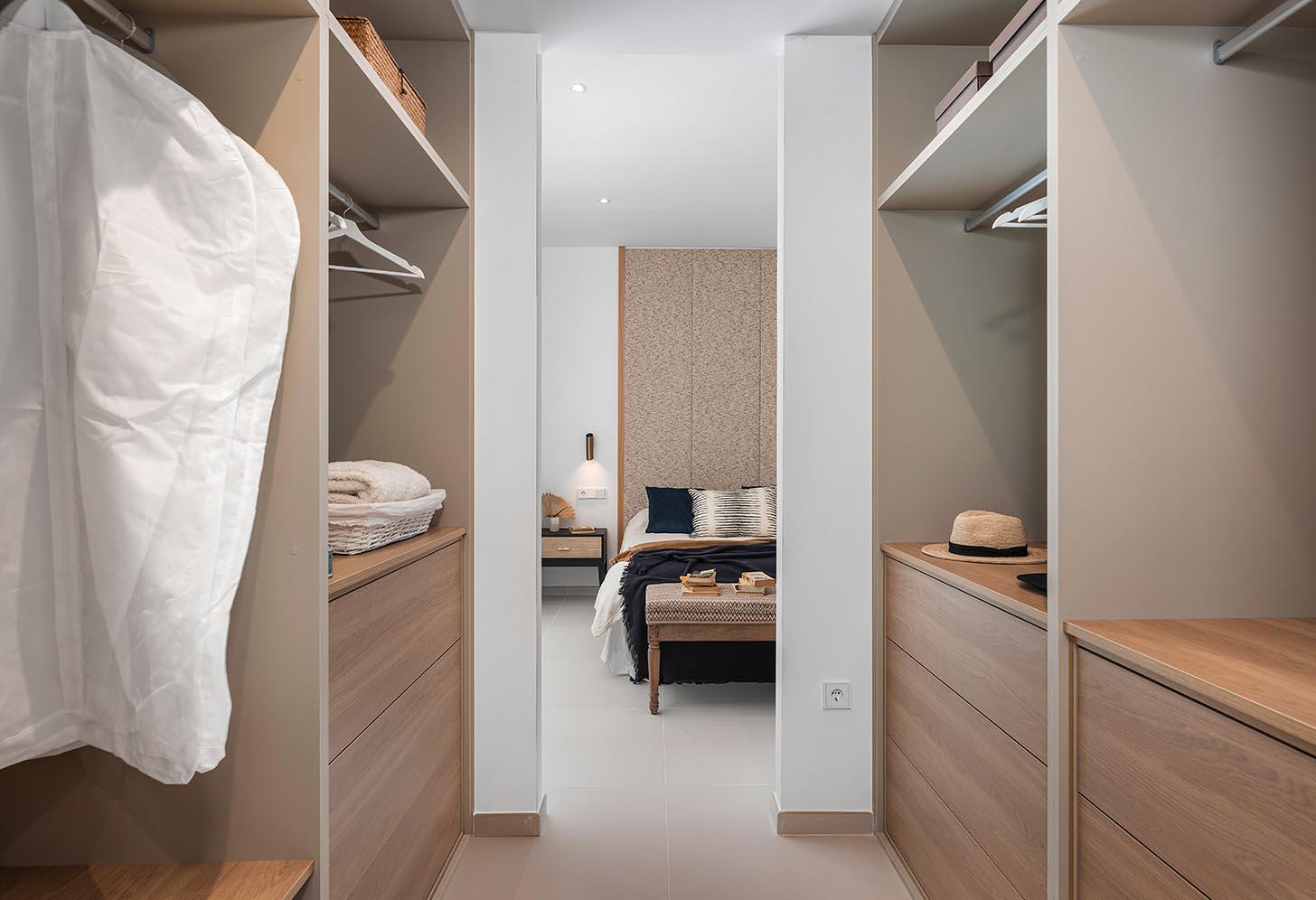immobilier neuf espagne costa blanca alicante polop chambre vestidor