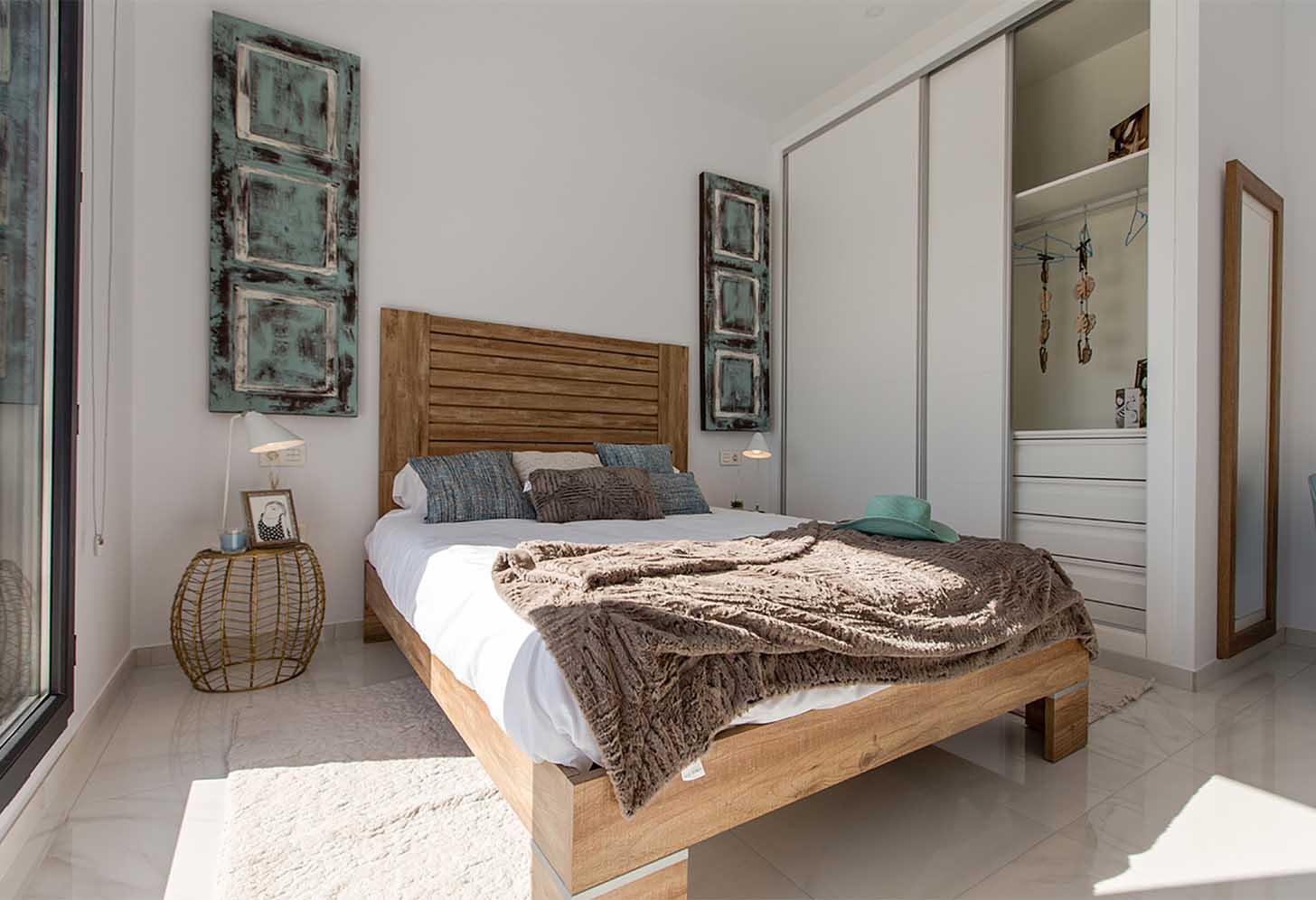 immobilier neuf espagne costa blanca nord on-f2 benijofar villas chambre 1