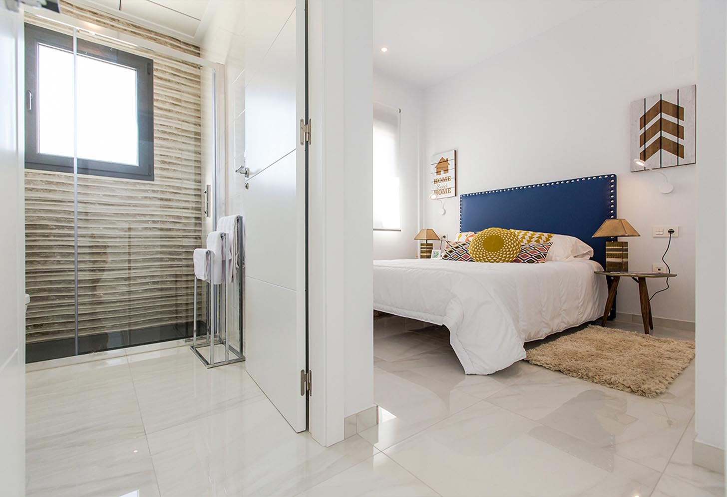 immobilier neuf espagne costa blanca nord on-f2 benijofar villas chambre 2