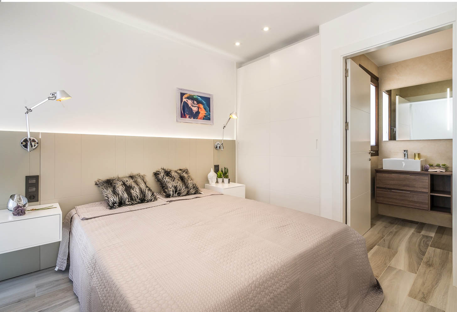immobilier neuf espagne costa blanca on-c1 laguna beach chambre