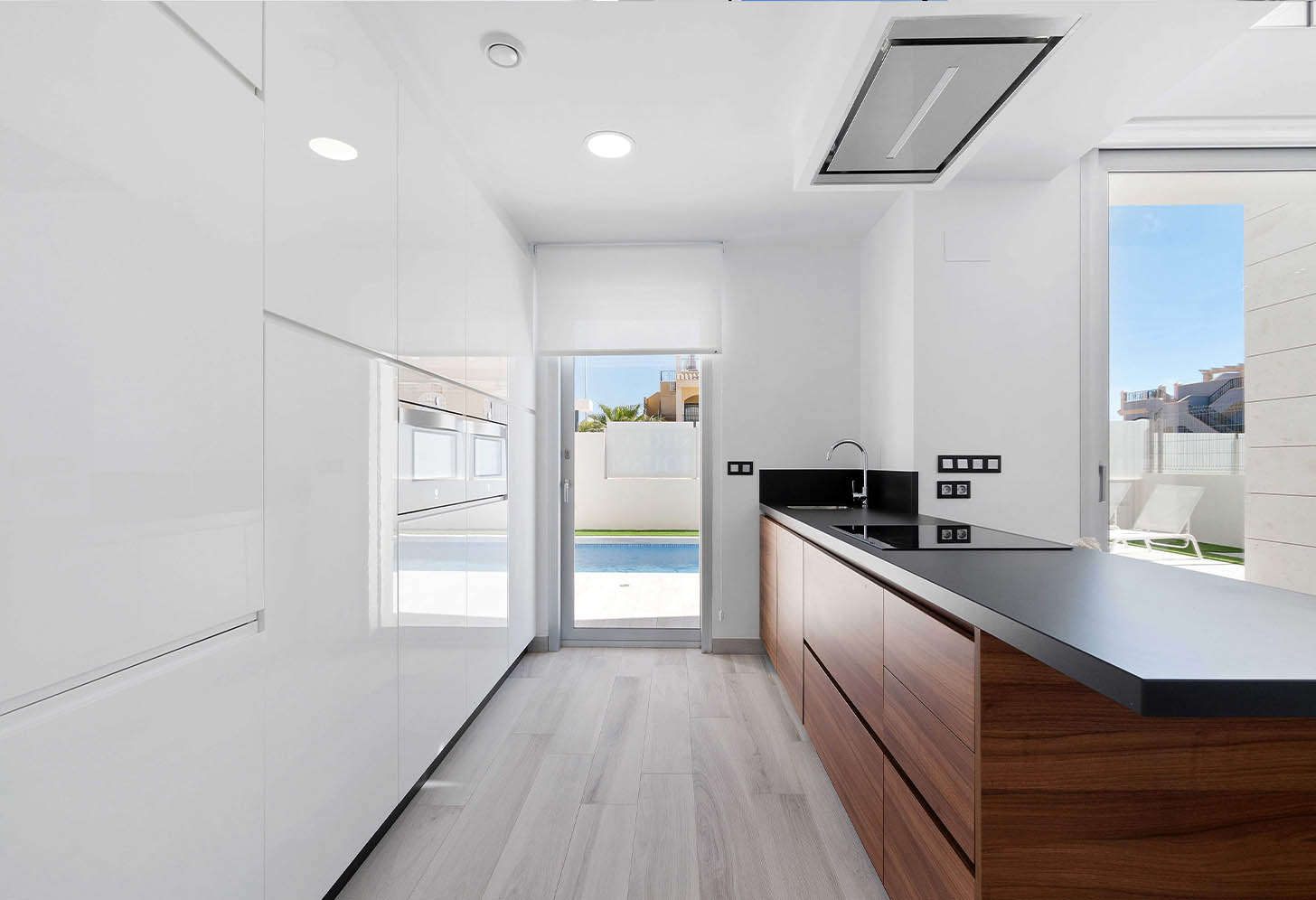 immobilier neuf espagne costa blanca on-c3 palm beach III cuisine