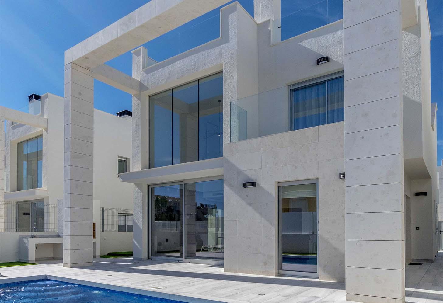 immobilier neuf espagne costa blanca on-c3 palm beach III exterieur