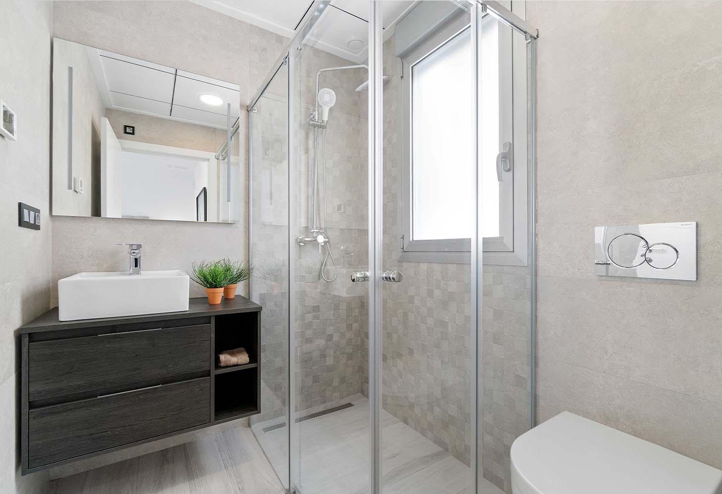 immobilier neuf espagne costa blanca on-c3 palm beach III salle de bain