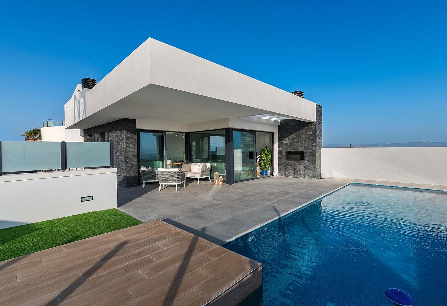 immobilier neuf espagne costa blanca sud alicante rojales piscine