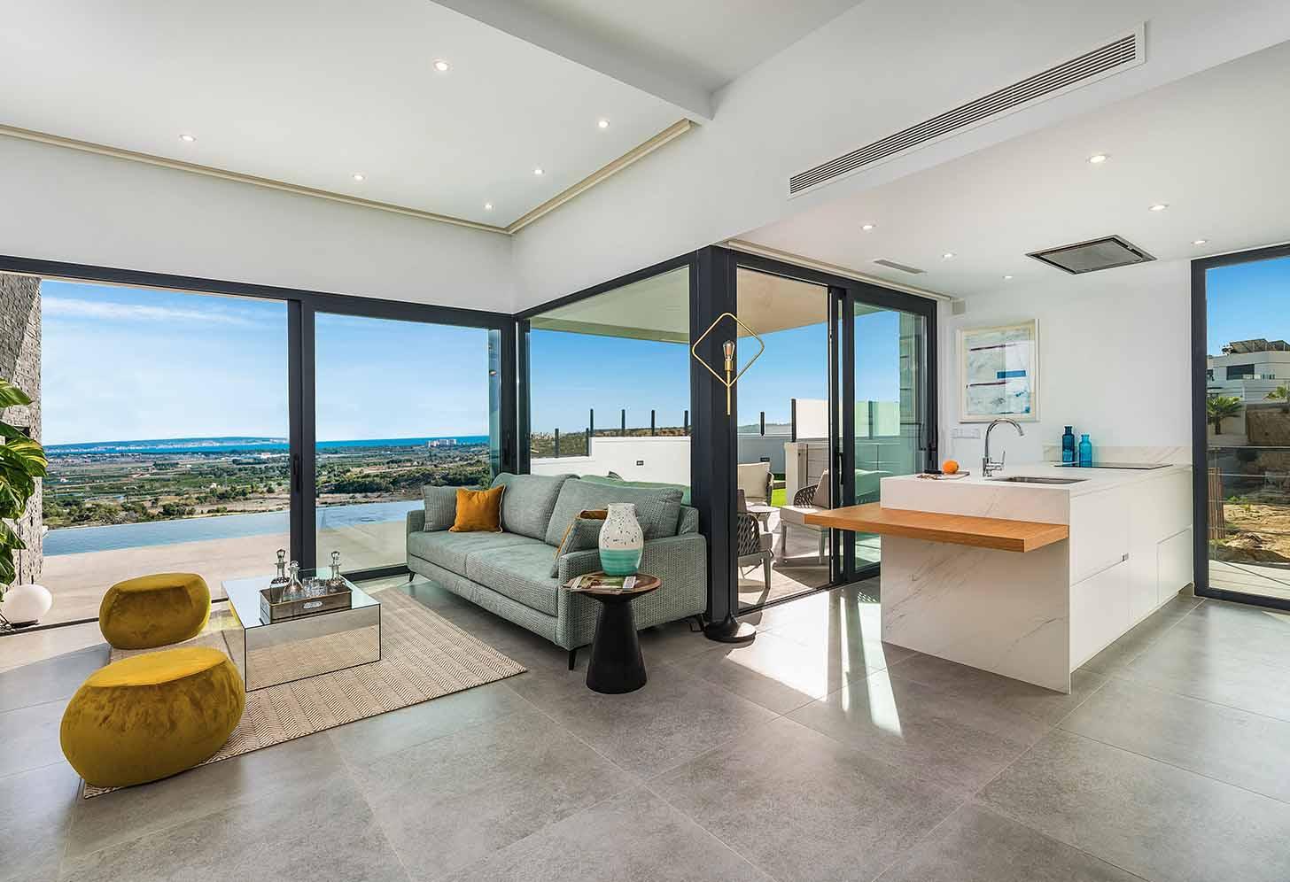 immobilier neuf espagne costa blanca sud alicante rojales salon