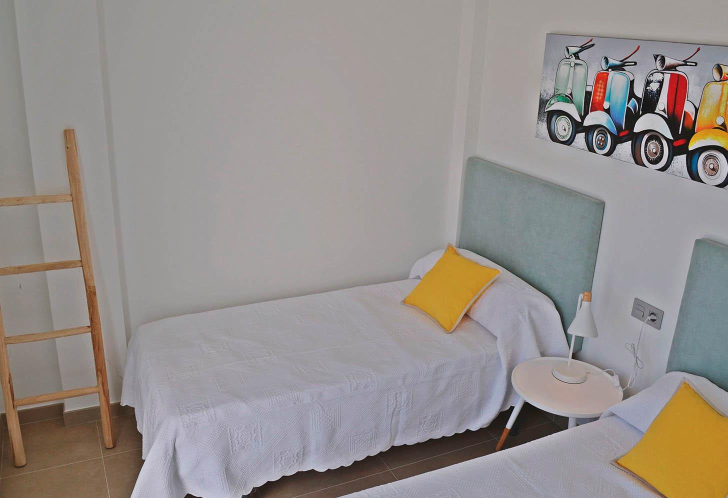 immobilier neuf espagne costa blanca sud murcia alcazares chambre 2