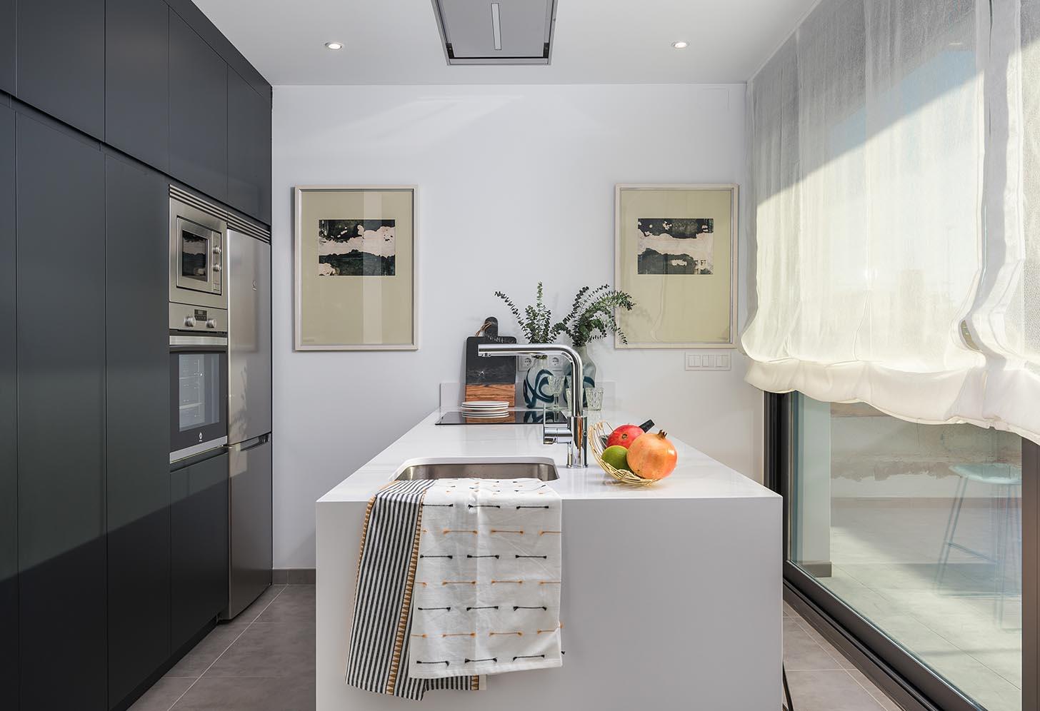 immobilier neuf espagne costa blanca sur alicante dolores cuisine 2