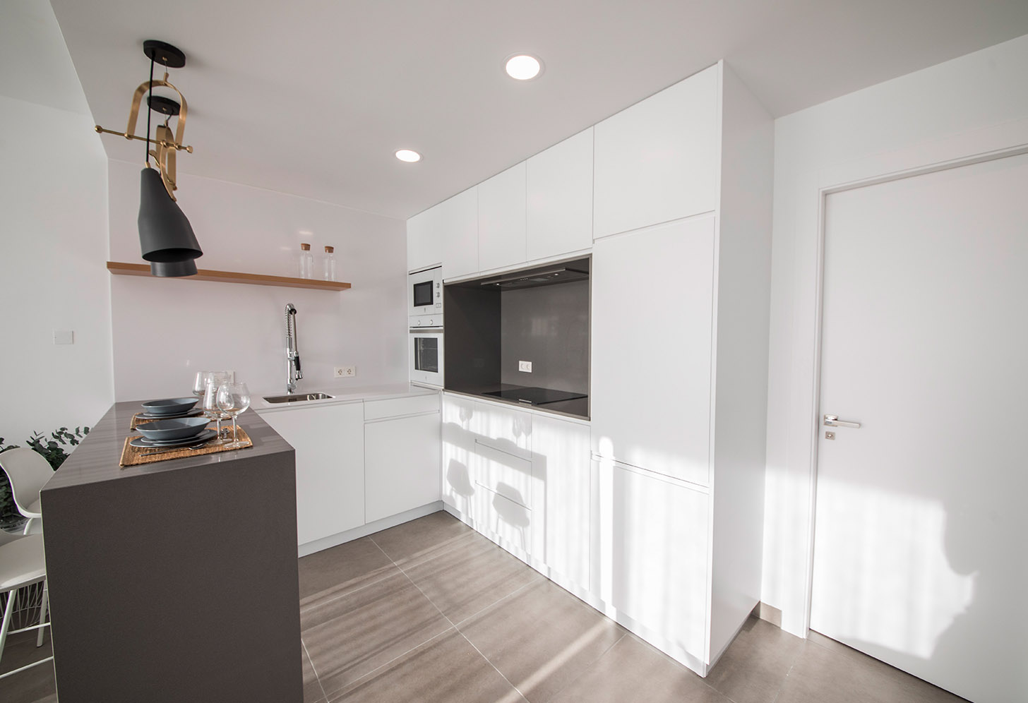 immobilier neuf espagne costa blanca sur murcia cuisine