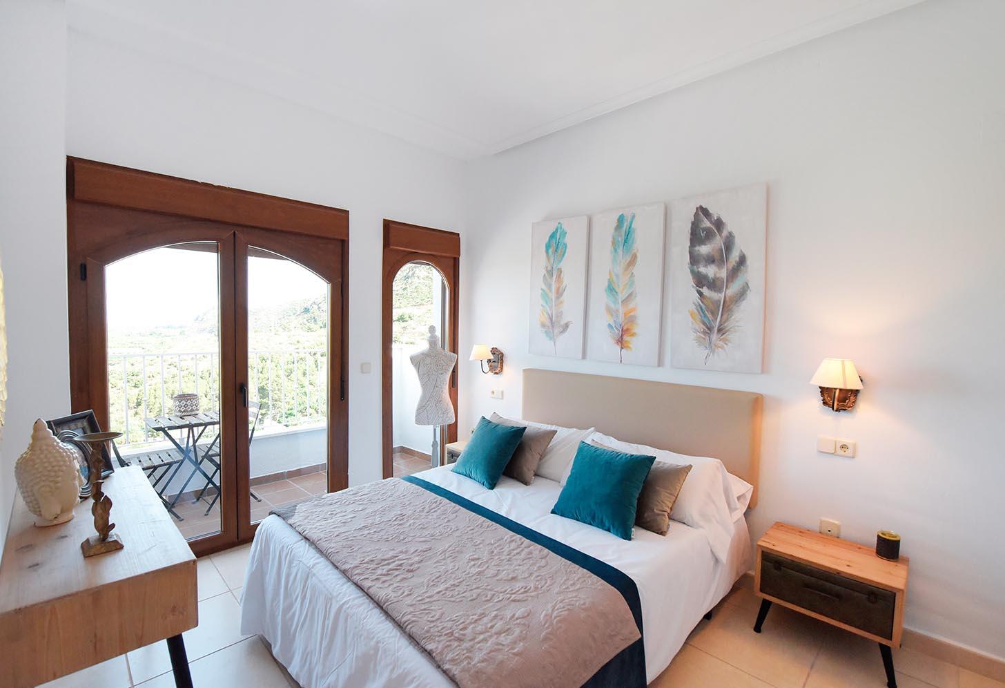 immobilier neuf espagne valencia xeresa del monte chambre