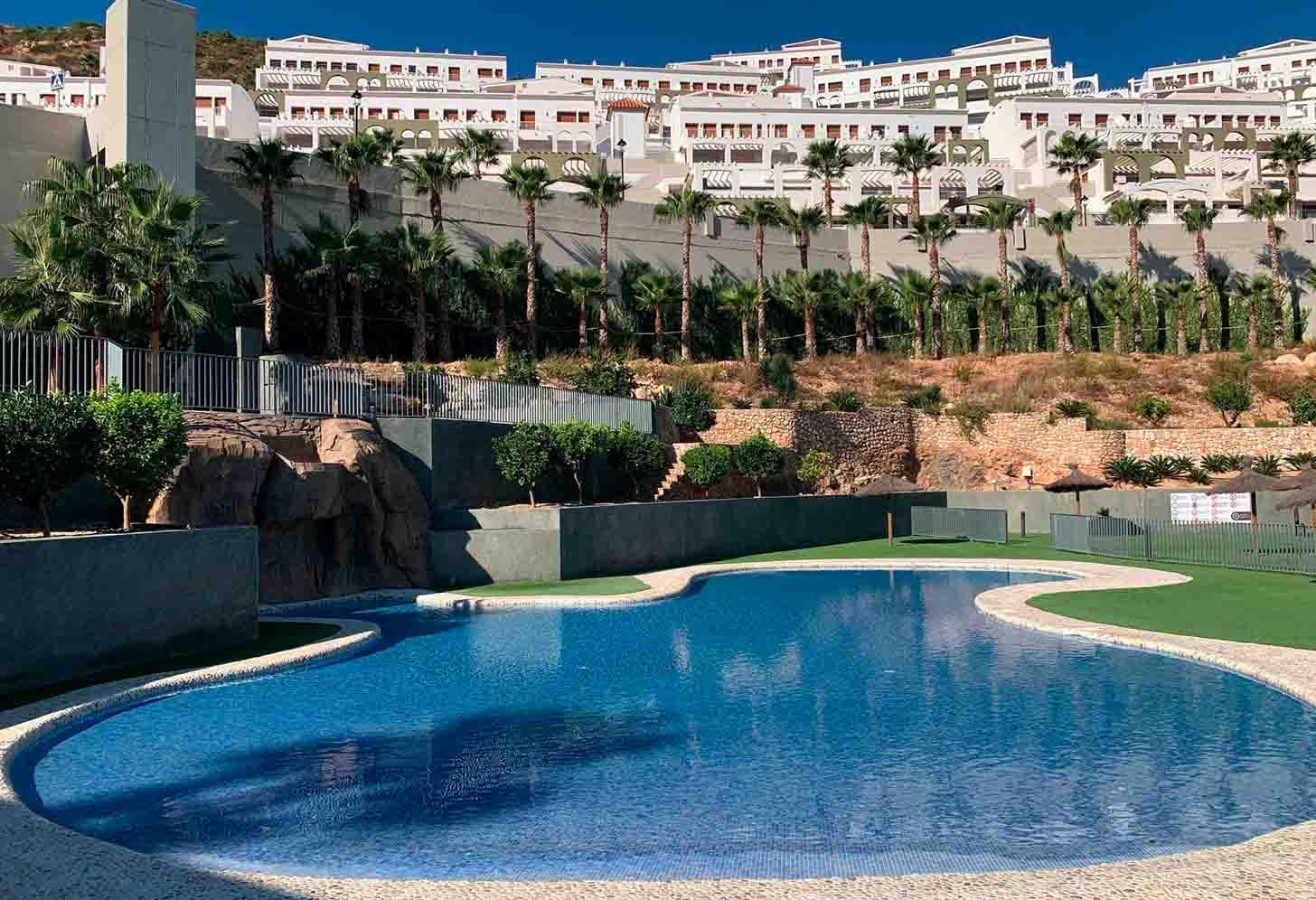 immobilier neuf espagne valencia xeresa del monte piscine
