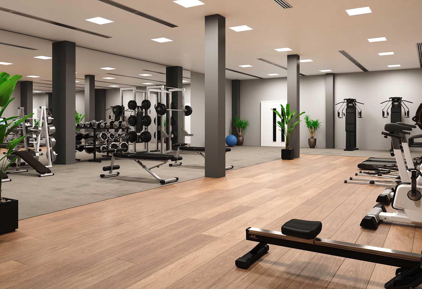 logement neuf espagne costa del sol gym