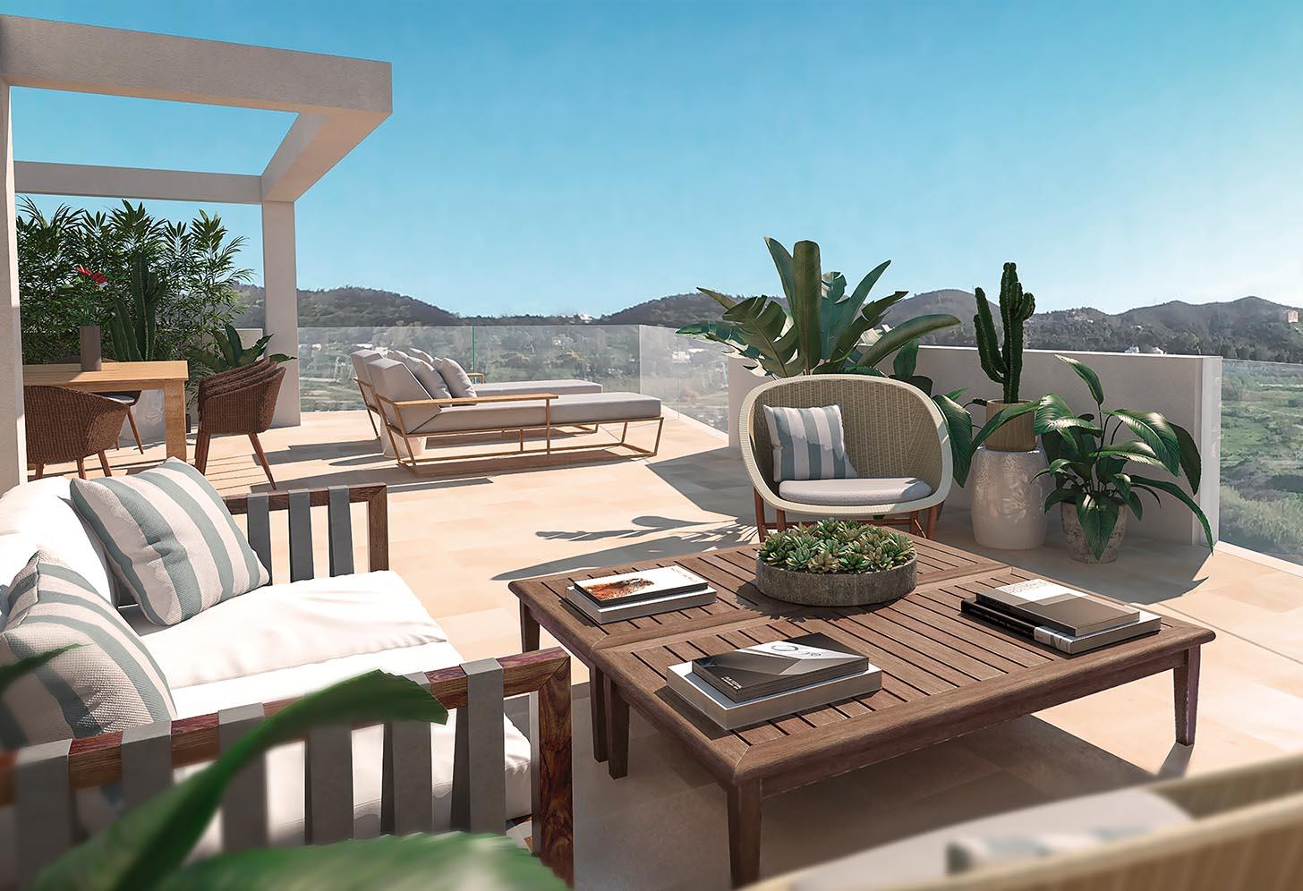 logement neuf project costa del sol espagne