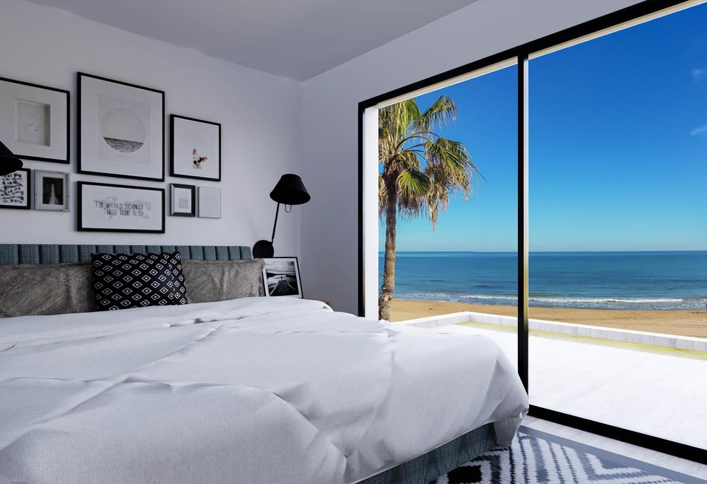 immobilier neuf espagne costa blanca nord on-c6 edificio miramar chambre