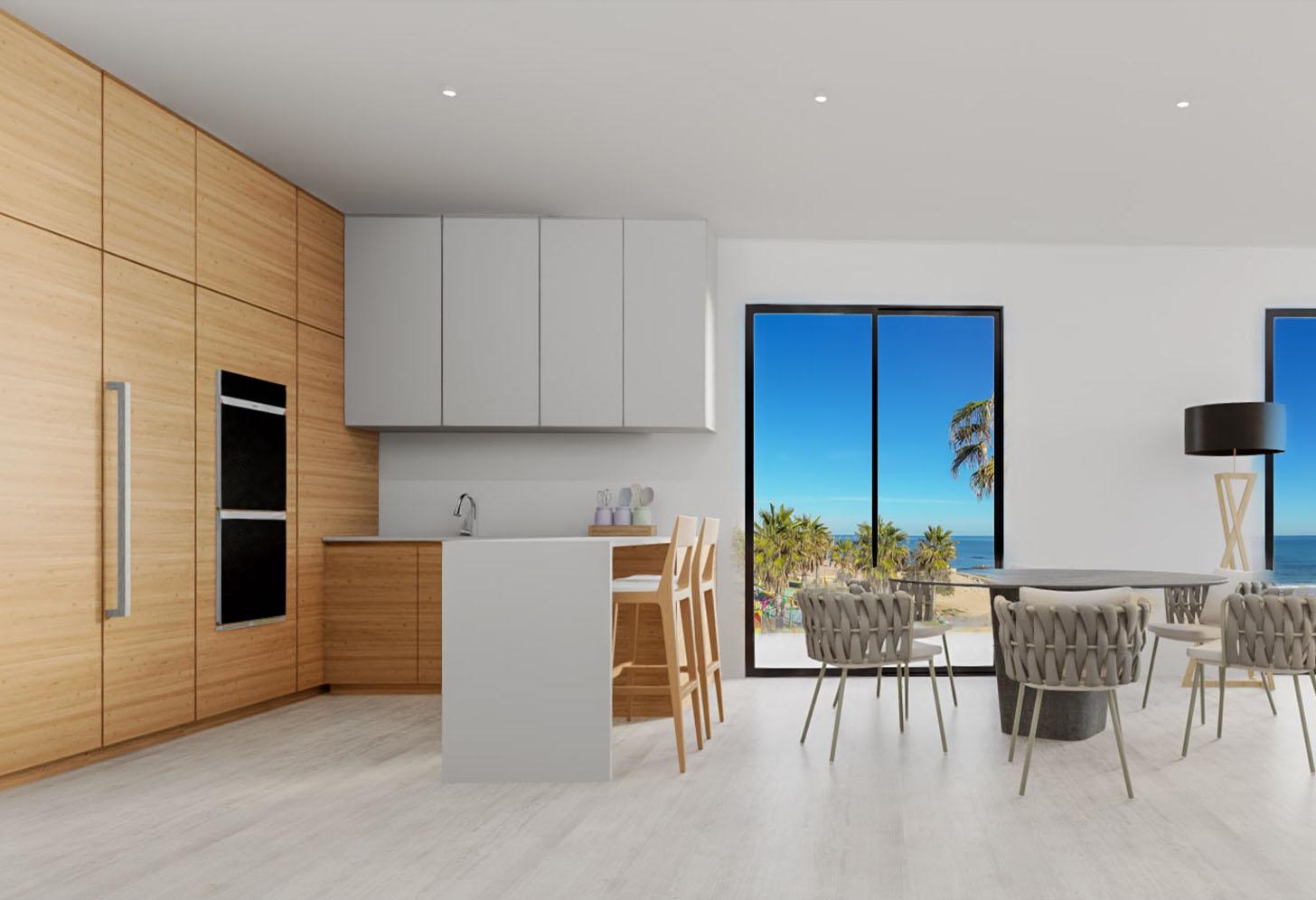 immobilier neuf espagne costa blanca nord on-c6 edificio miramar cuisine