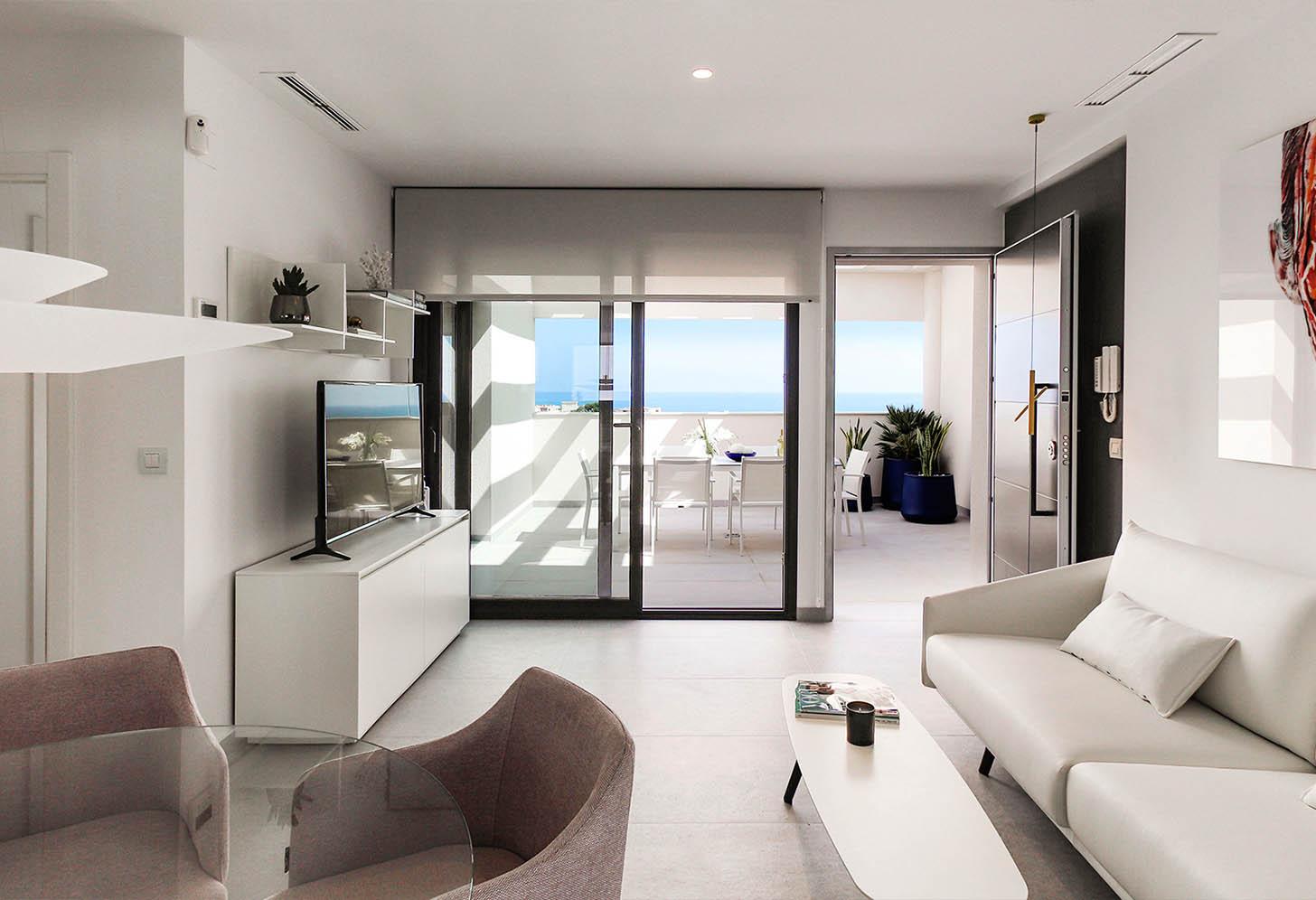 immobilier neuf espagne costa blanca on-3b essence penthouse salon