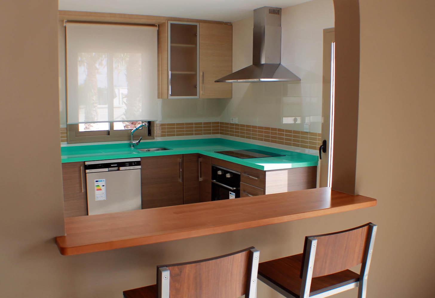 immobilier neuf espagne costa blanca on-d10 la isla villas cuisine