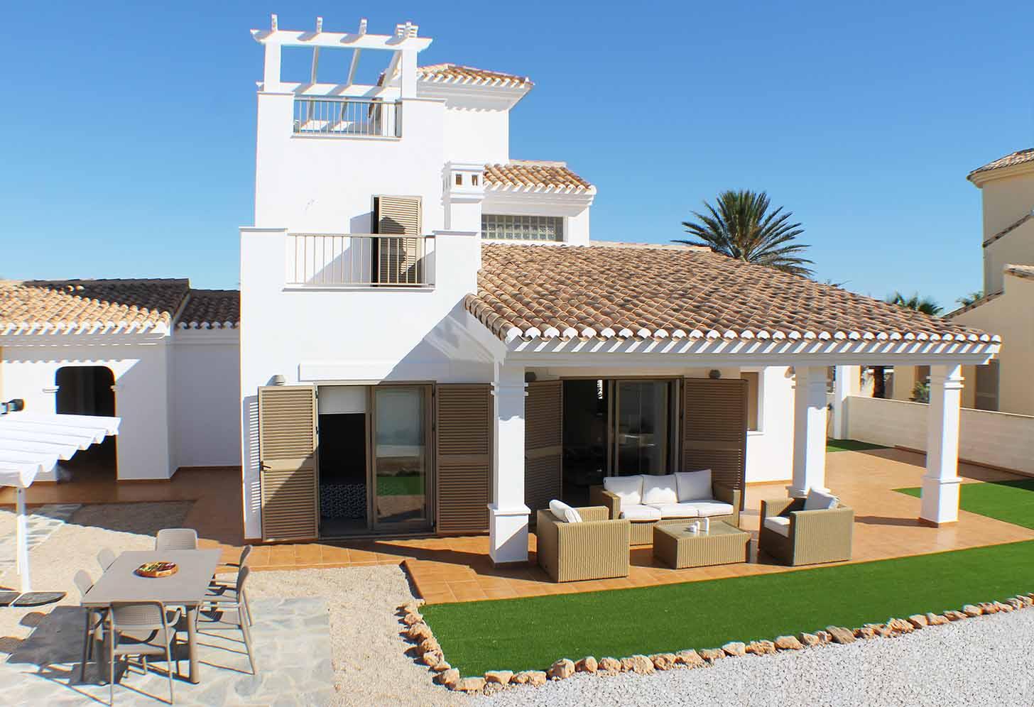 immobilier neuf espagne costa blanca on-d10 la isla villas exterieur