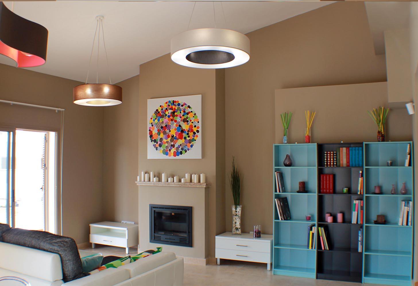 immobilier neuf espagne costa blanca on-d10 la isla villas salon 1