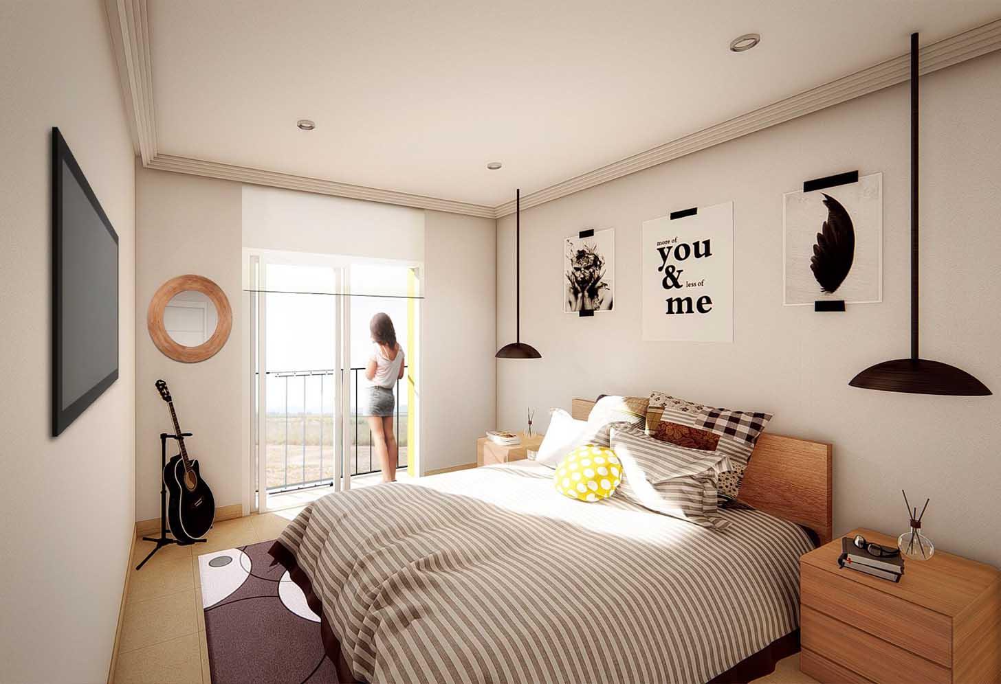 immobilier neuf espagne costa blanca on-d12 santa rosalia village chambre