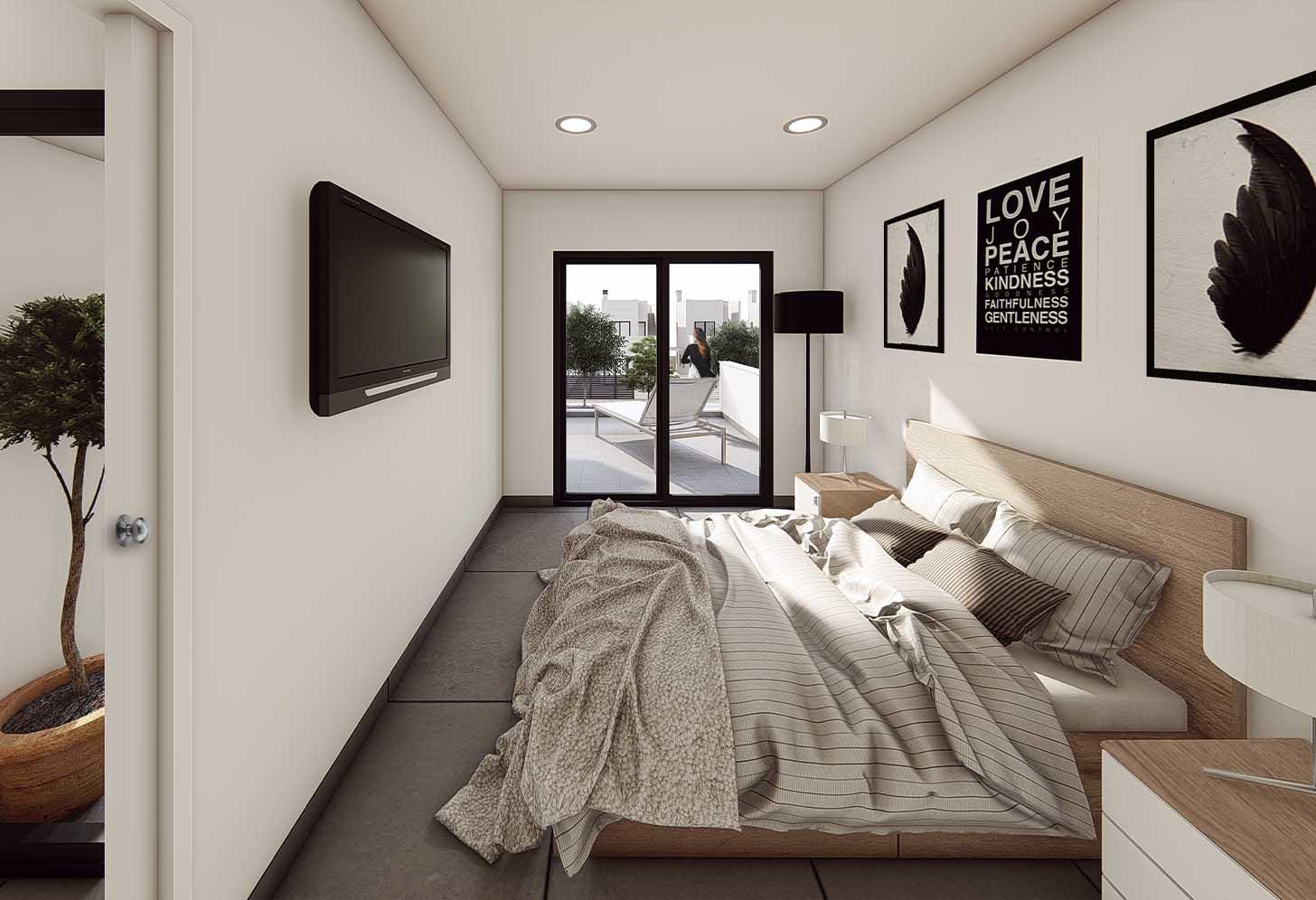 immobilier neuf espagne costa blanca on-d14 villa contramaestre chambre