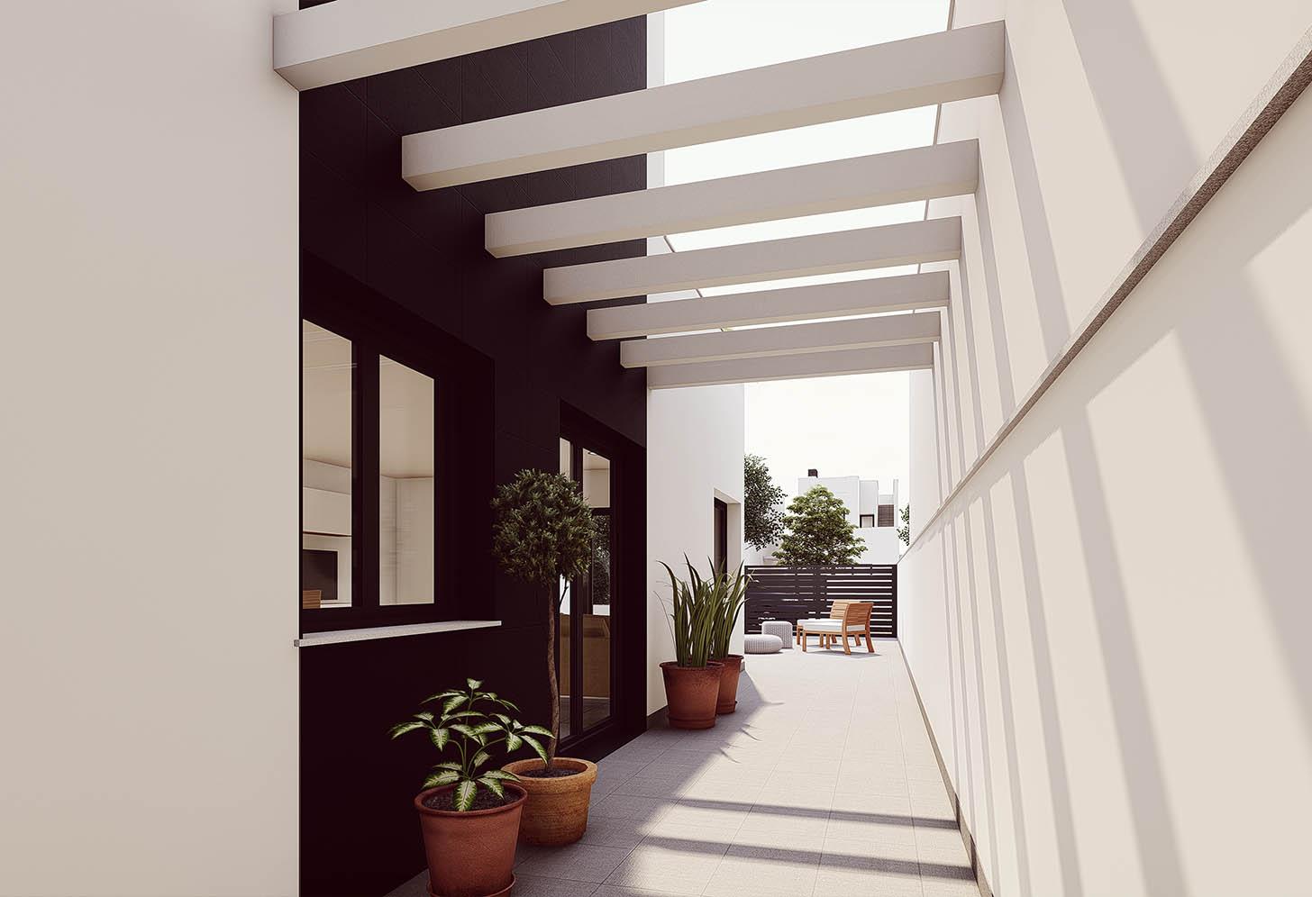 immobilier neuf espagne costa blanca on-d14 villa contramaestre exterieur 2