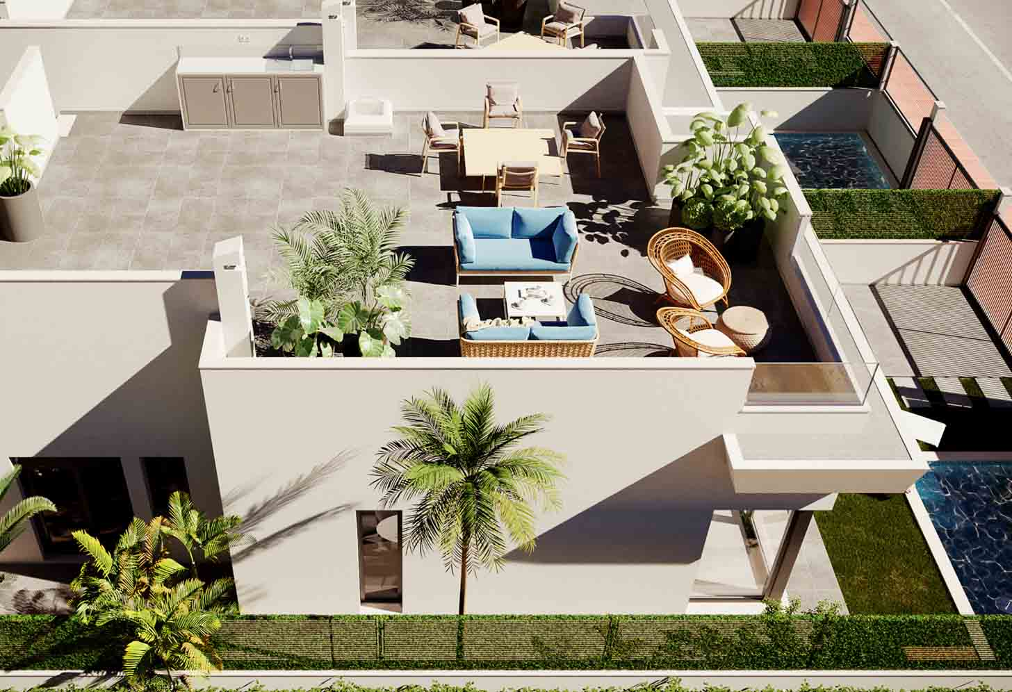 immobilier neuf espagne costa blanca on-d15 palmeral roda golf solarium