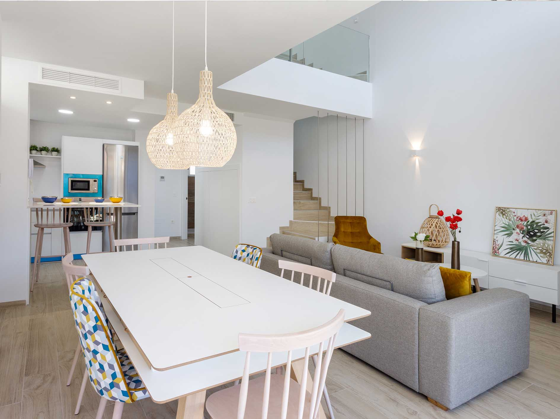 immobilier neuf espagne costa blanca on-d9 el farallon salle manger