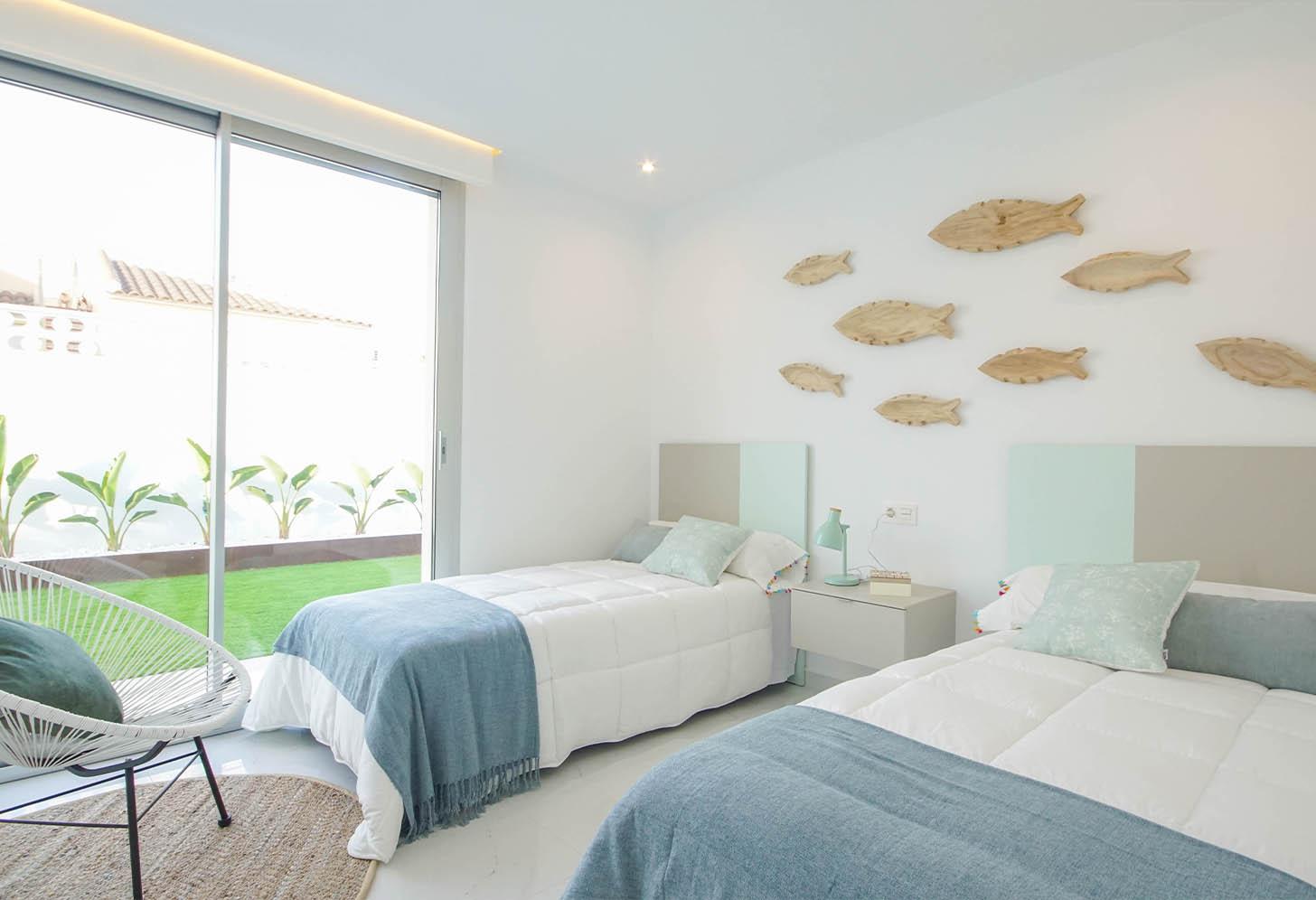 immobilier neuf espagne costa blanca on-k1 gold villas chambre 2