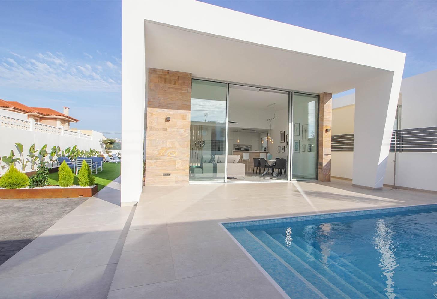 immobilier neuf espagne costa blanca on-k1 gold villas piscine