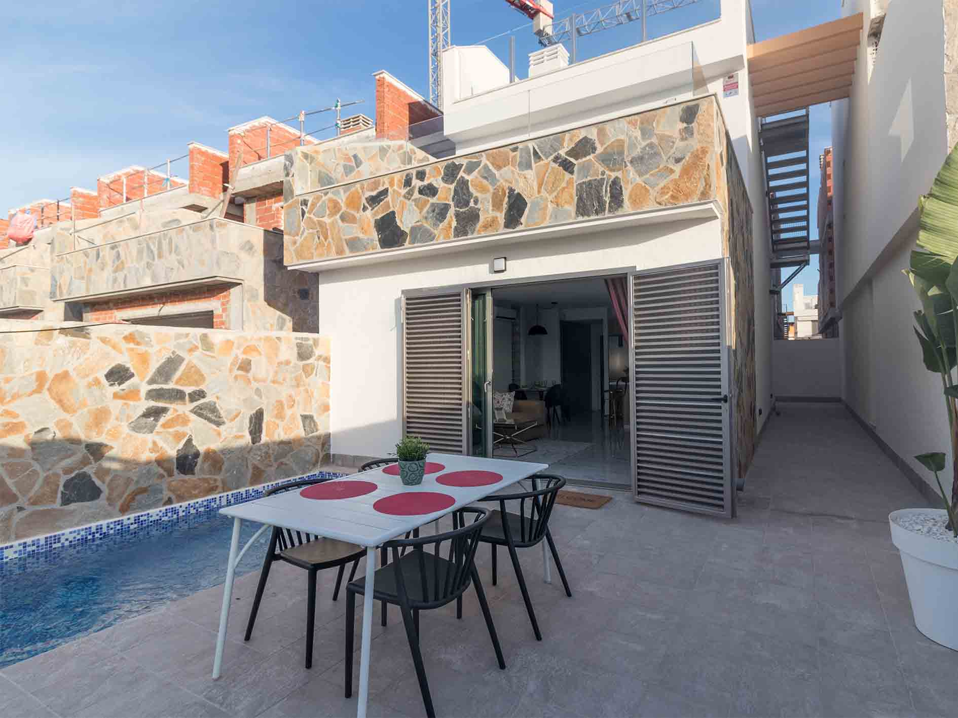 immobilier neuf espagne costa blanca on-l1 sinergia world VI piscine