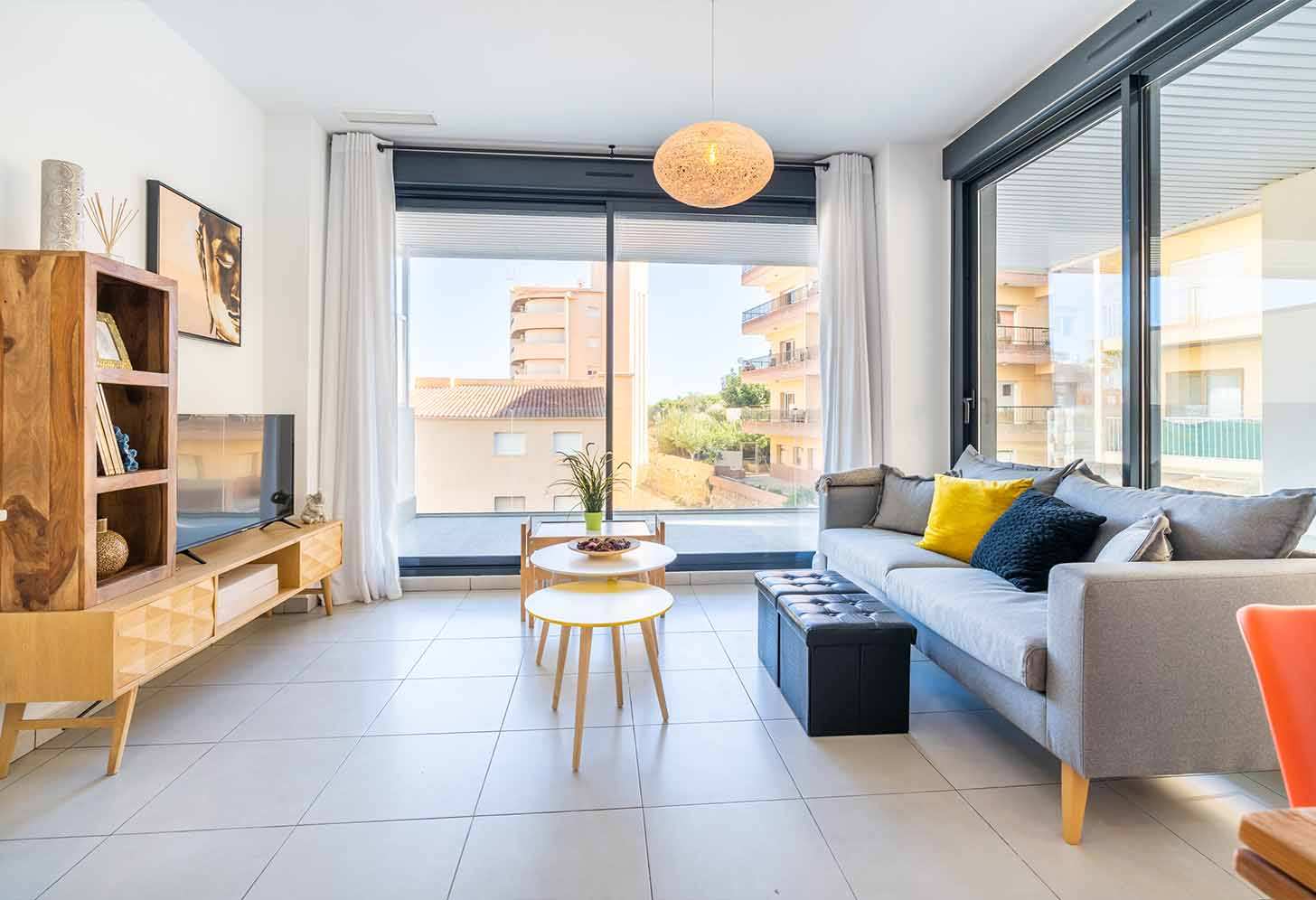 immobilier neuf espagne costa blanca on-m1 calpe beach II salon