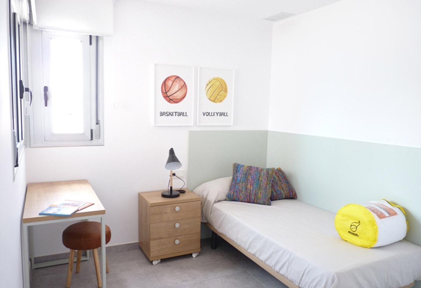 immobilier neuf espagne costa blanca on-n1 azucena del mar chambre 2