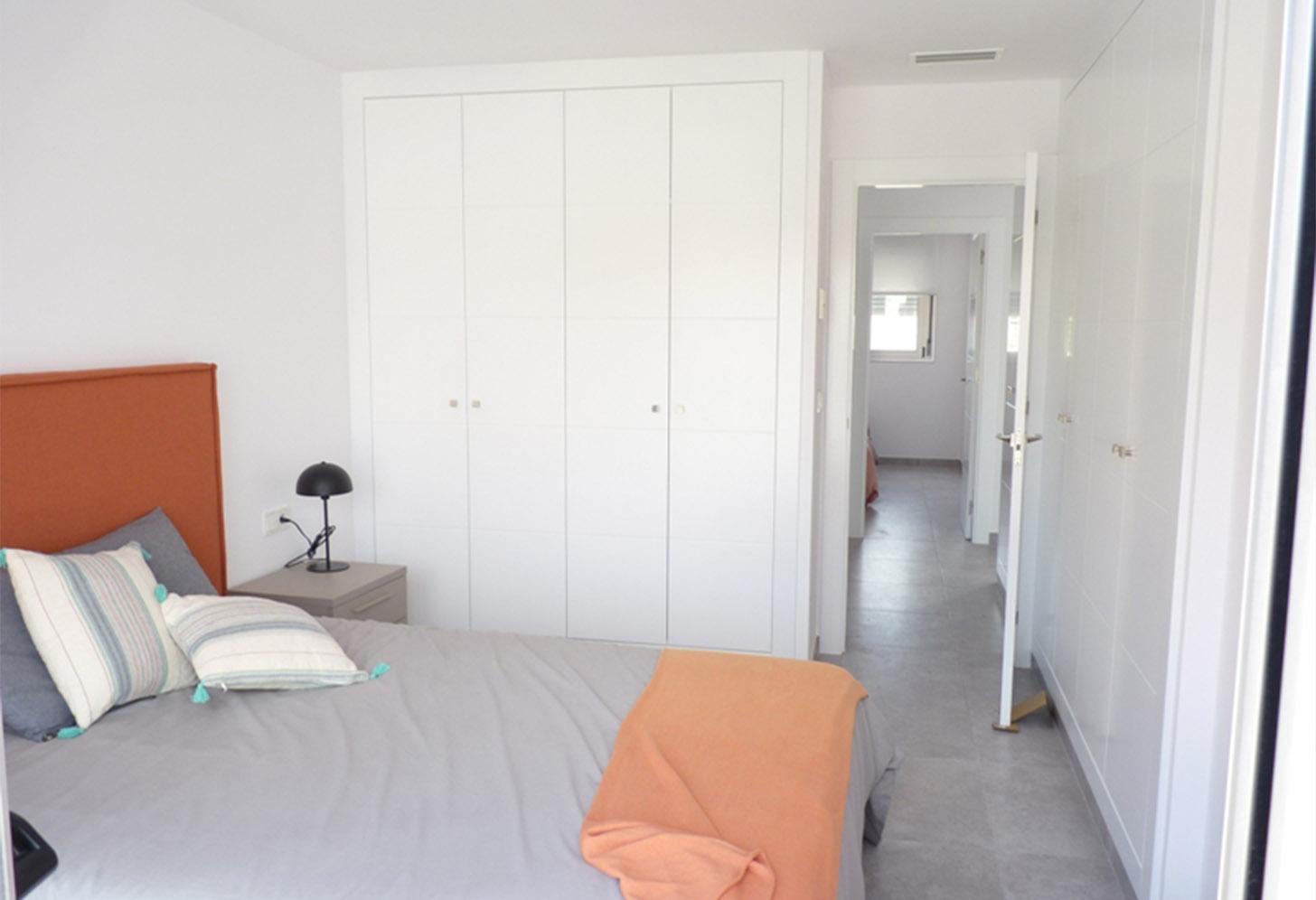 immobilier neuf espagne costa blanca on-n1 azucena del mar chambre 4